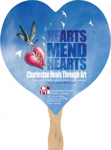 CCPL Hearts Mend Hearts Fan