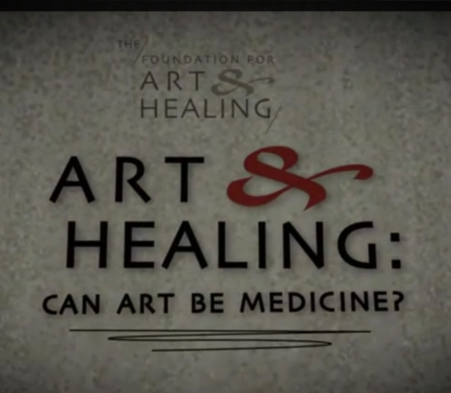 Can Art Be Medicine?