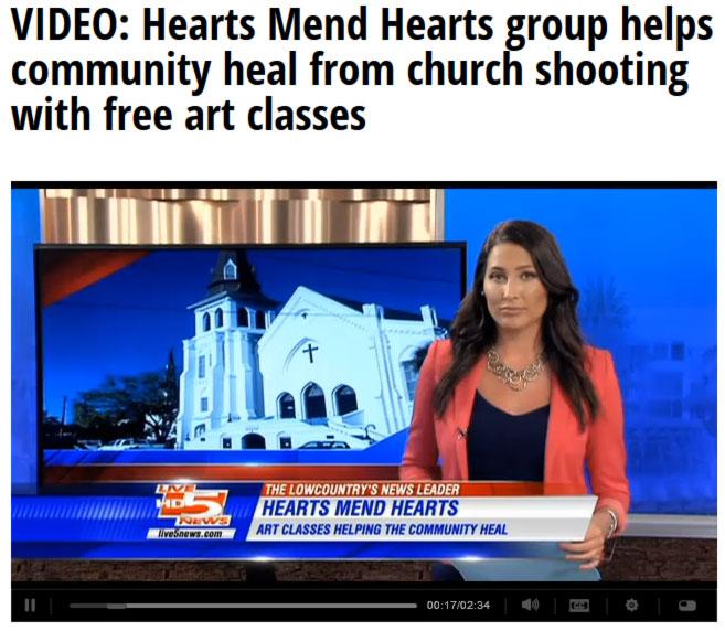 Live 5 News Hearts Mend Hearts